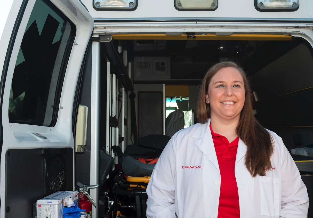 From the Medical Director: Dr. Rachel Littlefield