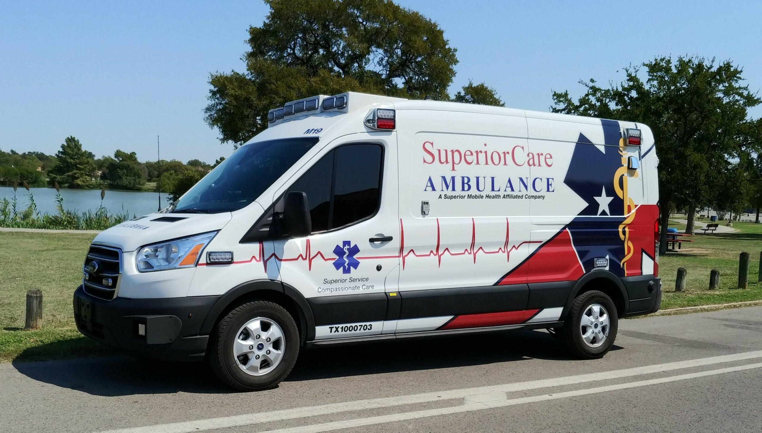 SuperiorCare Ambulance